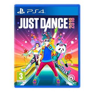 Ubisoft Just Dance 2018 Ps4
