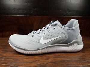 Nike FREE RUN 2018 (Wolf Grey / White