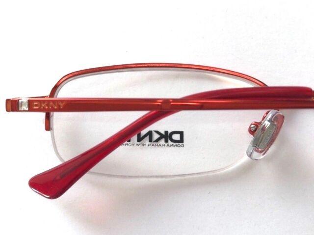 95dd6334ec18 DKNY Donna Karan DY 5541 1041 Eyeglasses Lunette Brille Occhiali ...