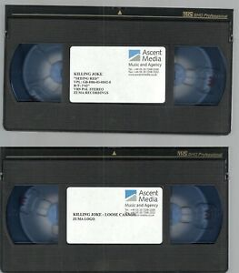 KILLING-JOKE-SEEING-RED-VIDEO-LOOSE-CANNON-VIDEO-VHS-ASCENT-MEDIA