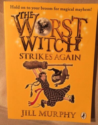 1 of 1 - The Worst Witch Strikes Again by Jill Murphy (Paperback, 2013)