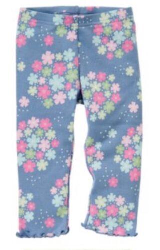 Gymboree Fary Wishes 6-12 18-24 Leggings Fairy Blue Snowflake