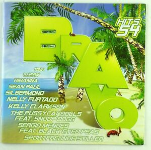 2x CD - Various - Bravo Hits 54 - A4582
