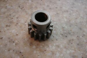 15-Tooth-3-8-inch-bore-Spur-gear-Pinion-gear