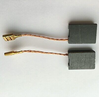 Carbon Brushes Engine Coals for Bosch PWS 21-230 6,3x16mm 1607014171