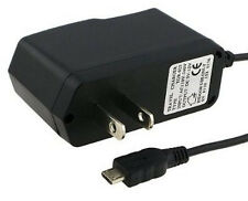 NEW MICRO USB HOME TRAVEL WALL CHARGER FOR SAMSUNG i920 OMNIA 2 M350 SEEK M360