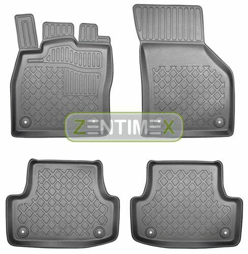 Z329954 Set Tappetino Vasca In Gomma Tappetini per AUDI a3 S-LINE 8v Limousine STADIO