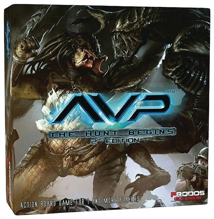 Alien Vs Protator PAINTED no zombicide no dark souls no nemesis LAST ONE