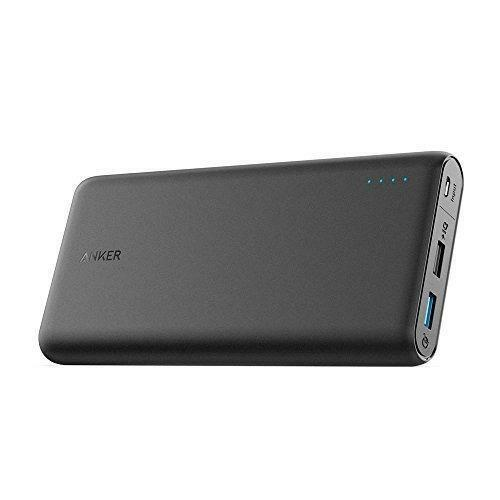 finest selection ed0c9 fbf13 Anker PowerCore Speed 20000 Qc Qualcomm Quick Charge 3.0 Portable Charger  A1274