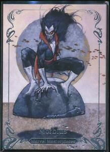 2018-Marvel-Masterpieces-Trading-Card-27-Morbius-1999