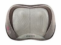 Homedics Sp-100h 3d Shiatsu And Vibration Massage Pillow With H... Free Shipping