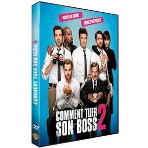 Comment-Tuer-Son-Boss-2-DVD-Avec-Jennifer-Aniston-EtJamie-Foxx-Film-Neuf-scelle