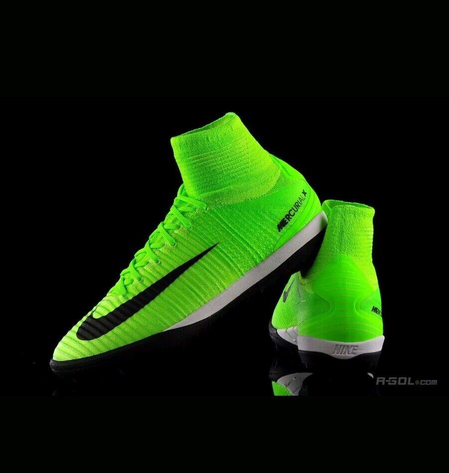 Nike mercurialx proximo indoor ii df tf acc indoor proximo calcio uomini nuovi con scatola!!!! e4ab98