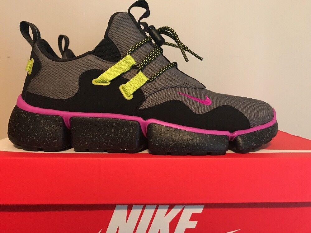 bc6230cb5e53 Nike Pocketknife DM SU Trail Running Shoes Ah9709-001 River Rock ...