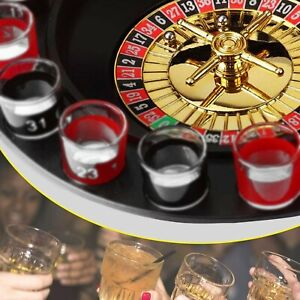 Casino-Party-Glasses-Game-Spin-amp-Shot-Roulette-Wheel-Drinking-Set-for-Adults-18