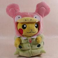 Pokemon Plush Pikachu Dress In Slow Poke Hat 9 Plush Doll
