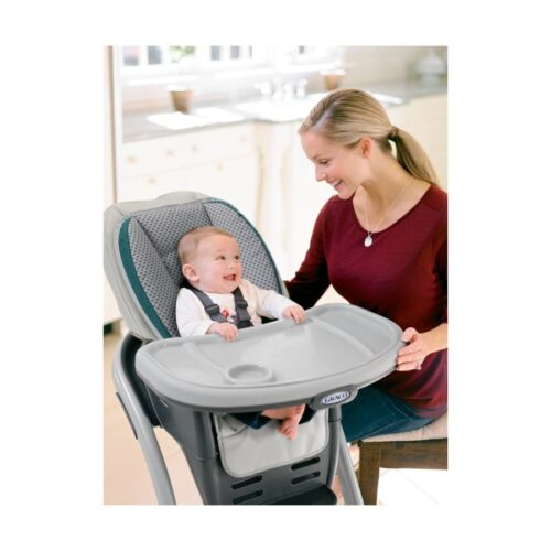 Sapphire 6-in-1 Convertible High Chair Seating System