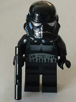 Lego Minifig Star Wars Shadow Trooper With Weapon