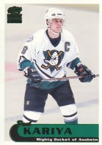 1999-00-Paramount-Emerald-Parallel-Hockey-Cards-Pick-From-List