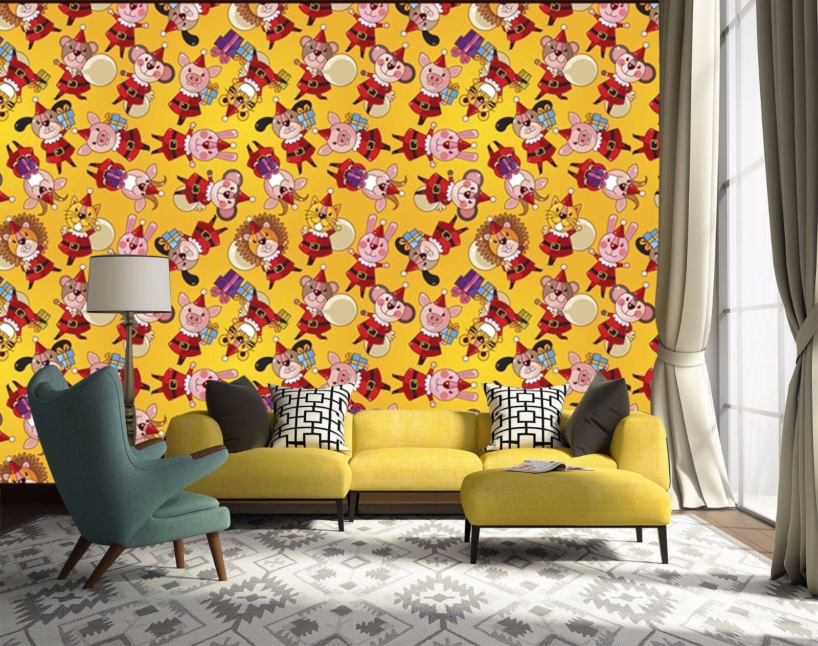 3D Cartoon 453 Wallpaper Murals Wall Print Wallpaper Mural AJ WALL UK Summer