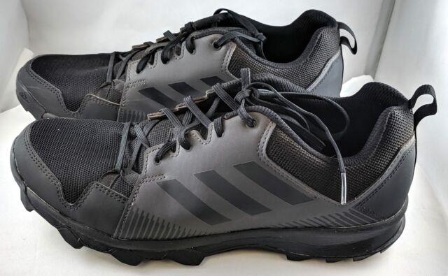 Adidas Men's Outdoor Terrex Tracerocker Trail Running Shoe, Black, Size: 9 5