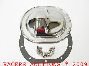10-Bolt-7-5-034-Chrome-Differential-Cover-Kit-Ford-Ranger-Bronco-II-amp-79-03-Mustang