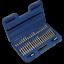 Case Sealey Tools Torx Star Hex Allen Spline Screwdriver Bit Set Long Short
