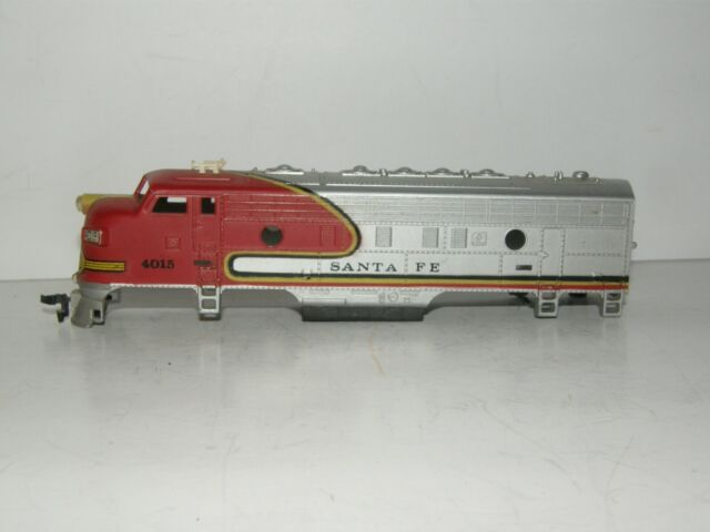 Ho Scale Santa Fe 4015 Diesel Locomotive F9 Mantua Tyco For Sale Online Ebay