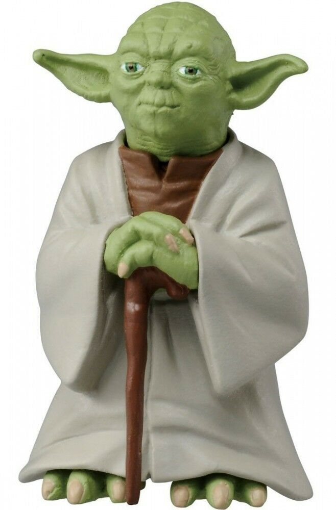 Takara Tomy Metacolle STAR WARS   05 Yoda Die Cast Figure Japan Import