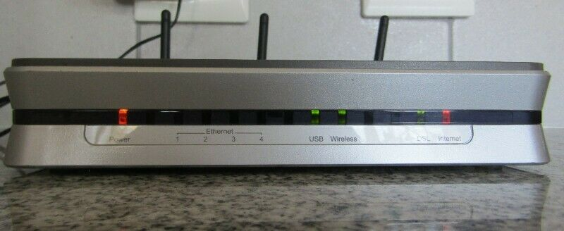 Billion BiPAC 7402NX Dual-Interface ADSL2+ /3G Router