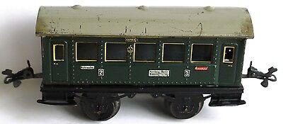 2019 Moda - Modello 30er Ferroviario Anni Vagone Persone-hn 30er Jahre Personenwaggon It-it Mostra Il Titolo Originale Lussuoso Nel Design