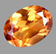 thumbnail 3 - Extremely Rare Natural Yellow Brownish Sapphire 5.05 Ct Top Luster Certified Gem