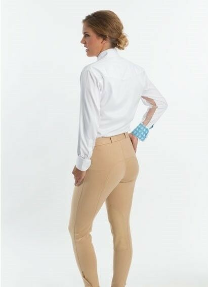 Low Rise Euro Seat Knee Patch  Breech  export outlet