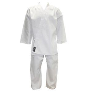 Tokyodo Karate Uniform Jacket 8 Oz Medium Weight FREE SHIP Pants /& White Belt