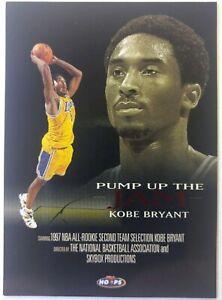 1998-98-SKYBOX-NBA-HOOPS-Kobe-Bryant-PUMP-UP-THE-JAM-PJ4-INSERT-Lakers