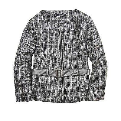 Biscotti Girls' Urban Chic Boucle Jacket , Sizes 7, 8, 10, 12, 14, 16
