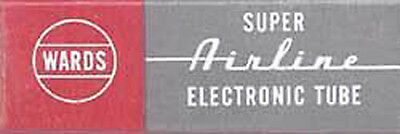 Fully Tested Pre-owned Airline 1A7 1A7GT Vacuum Tube