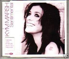 (K269) Kym Marsh, Sentimental - 2003 new CD