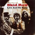 Live and on Song by Skid Row (CD, Apr-2006, Hux Records (Label))
