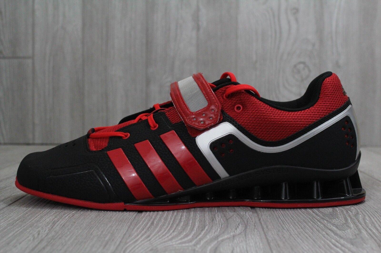 30. adidas 15 adipower weightlift m21865 krafttraining schuhe männer größe 15 adidas rot - schwarz cf66ae