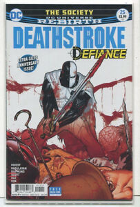 Deathstroke-Defiance-25-NM-Rebirth-The-Society-DC-Comics-CBX27
