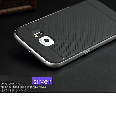 Ultra-Thin Soft Rubber Matte PC Bumper Case Cover For Samsung Galaxy S6 i9800
