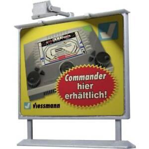 Viessmann-6336-h0-tabellone-pubblicictario-con-led