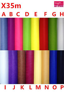 Details about 35m Craft Felt Paper Fabric 85cm wide 1mm thick Cosplay Own  Colors To Choose