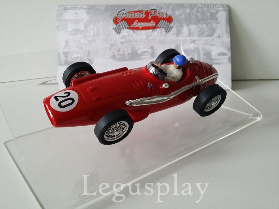 Slot car SCX Scalextric Cartrix 0920 Maserati 250F 1954 F.Godia  20