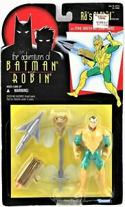1995 Ras Al Ghul Action Figure The Adventures of Batman and Robin Kenner Vintage