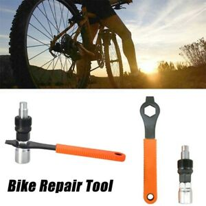 Bike Crank Extractor Arm Remover Bottom Bracket Remover Bicycle Repair Tool Kit