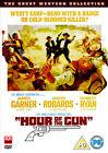 Hour of The Gun 5037899058954 With James Garner DVD Region 2