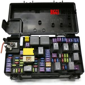 2011-2014 dodge durango power fuse box control module 68089321af | ebay  ebay