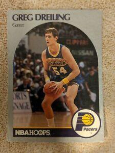 CROMO-BALONCESTO-NBA-1990-CARTON-132-GREG-DREILING